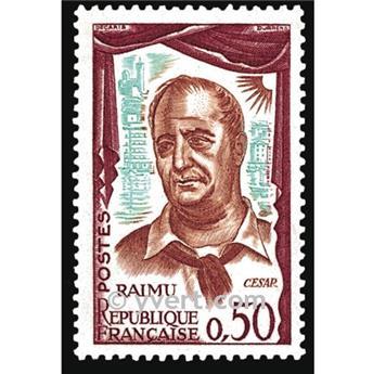 nr. 1304 -  Stamp France Mail