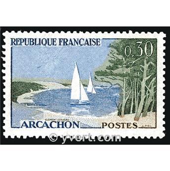n.o 1312 -  Sello Francia Correos