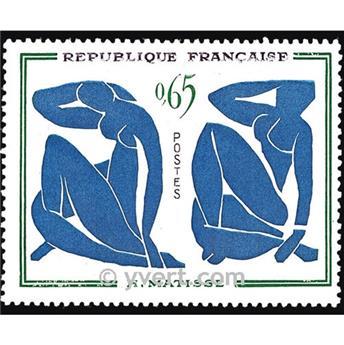 nr. 1320 -  Stamp France Mail
