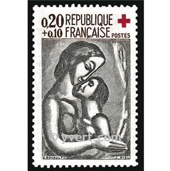 n.o 1323 -  Sello Francia Correos