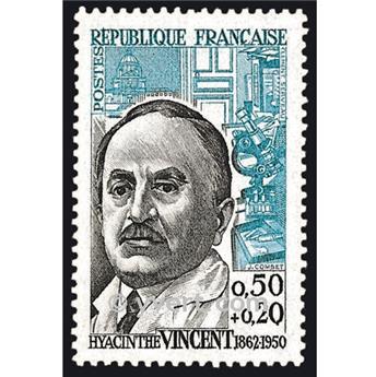 n° 1350 -  Selo França Correios