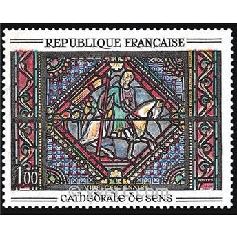 n° 1427 -  Selo França Correios