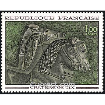 n° 1478 -  Selo França Correios