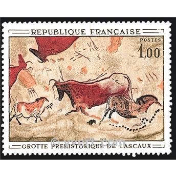 n° 1555 -  Selo França Correios