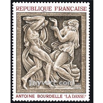 n° 1569 -  Selo França Correios