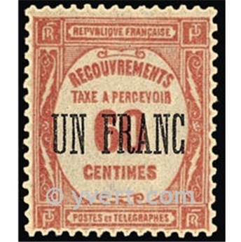 nr. 63 -  Stamp France Revenue stamp
