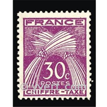 n.o 68 -  Sello Francia Tasa