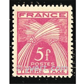 n.o 85 -  Sello Francia Tasa