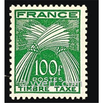 n.o 89 -  Sello Francia Tasa