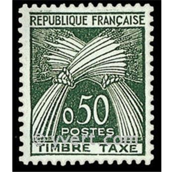 n.o 93 -  Sello Francia Tasa