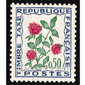 n.o 101 -  Sello Francia Tasa