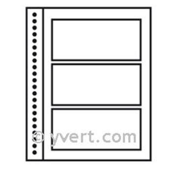 Recargas ´Reto-Verso Duo-Supra´: 3 compartimentos