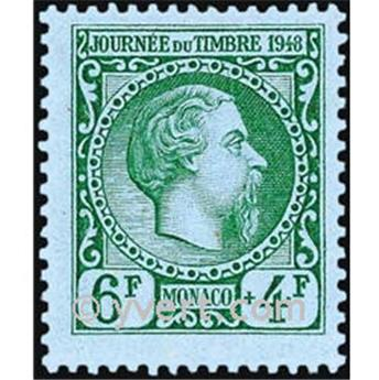 n° 301 -  Timbre Monaco Poste