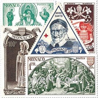nr. 353/364 -  Stamp Monaco Mail