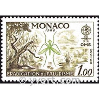 n.o 579 -  Sello Mónaco Correos