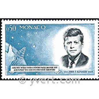 nr. 658 -  Stamp Monaco Mail