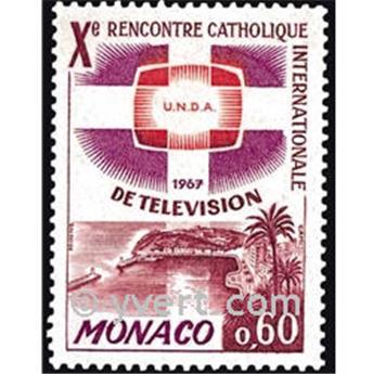 nr. 706 -  Stamp Monaco Mail