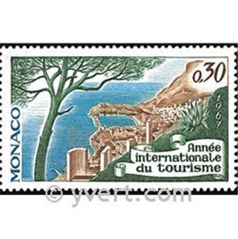 nr. 723 -  Stamp Monaco Mail