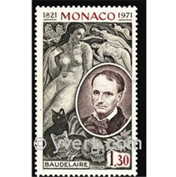 n° 867 -  Selo Mónaco Correios