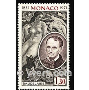 n.o 867 -  Sello Mónaco Correos