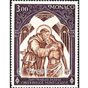 n° 885 -  Selo Mónaco Correios