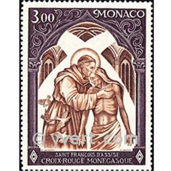 n° 885 -  Timbre Monaco Poste