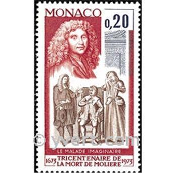 n.o 919 -  Sello Mónaco Correos