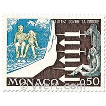 n.o 951/952 -  Sello Mónaco Correos