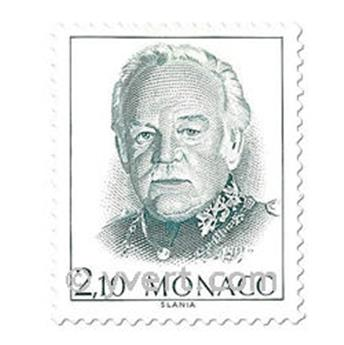 n.o 1705/1707 -  Sello Mónaco Correos