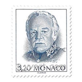 n.o 1722/1723 -  Sello Mónaco Correos