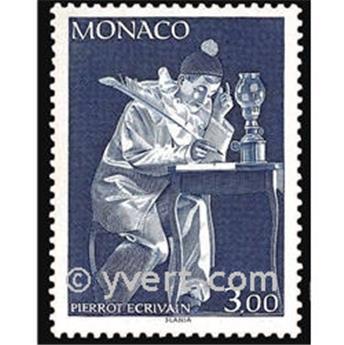 n.o 1738 -  Sello Mónaco Correos
