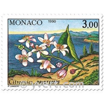 n° 1749/1752 (BF 51) -  Timbre Monaco Poste