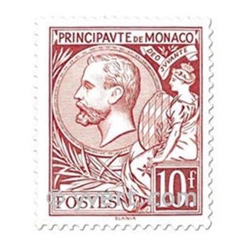 n° 1783/1785 (BF 53) -  Selo Mónaco Correios