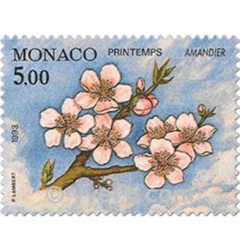 n.o 1864/1867 (BF 60) -  Sello Mónaco Correos