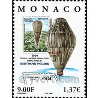 n.o 2285 -  Sello Mónaco Correos