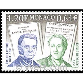 nr. 2308 -  Stamp Monaco Mail