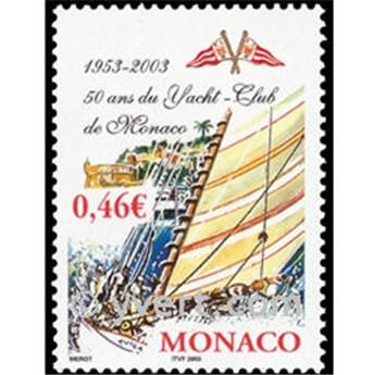 nr. 2384 -  Stamp Monaco Mail