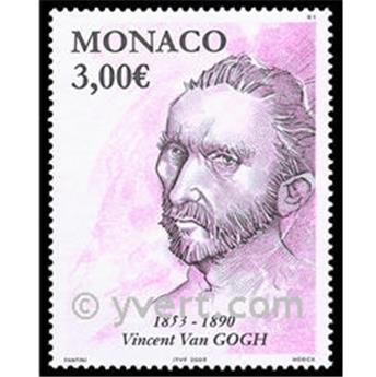 n° 2404 -  Selo Mónaco Correios