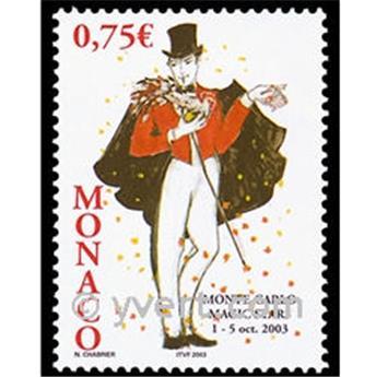 n° 2409 -  Timbre Monaco Poste
