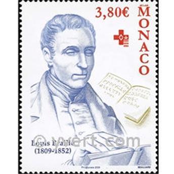 n° 2677 -  Selo Mónaco Correios