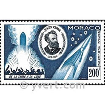 nr. 60 -  Stamp Monaco Air Mail