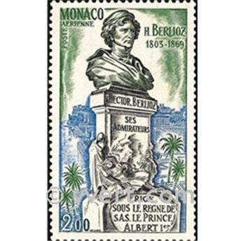 n.o 93 -  Sello Mónaco Correo aéreo