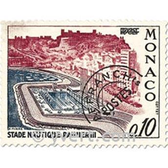 n.o 23 / 26 -  Sello Mónaco Precancelados
