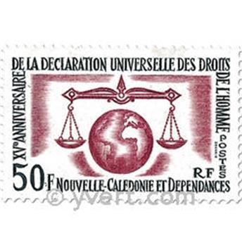 n.o 313 -  Sello Nueva Caledonia Correos