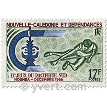 nr. 332/335 -  Stamp New Caledonia Mail