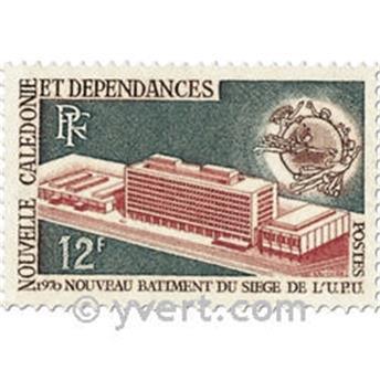 n.o 367 -  Sello Nueva Caledonia Correos