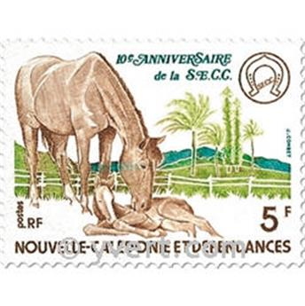 n.o 415 -  Sello Nueva Caledonia Correos