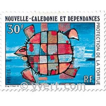 n.o 420 -  Sello Nueva Caledonia Correos