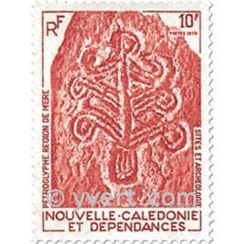 n.o 425 -  Sello Nueva Caledonia Correos