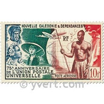 nr. 64 -  Stamp New Caledonia Air Mail